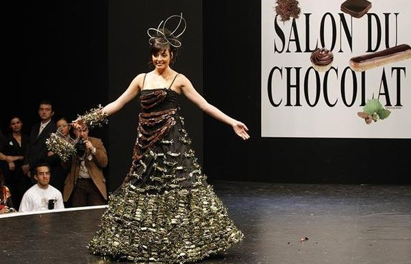 Chocolate Gown Fashions (UPDATE)