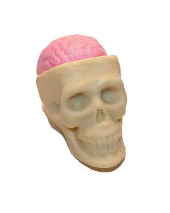 chocolate gifts treats skull