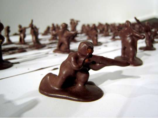 Chocolate Soldier Wars
