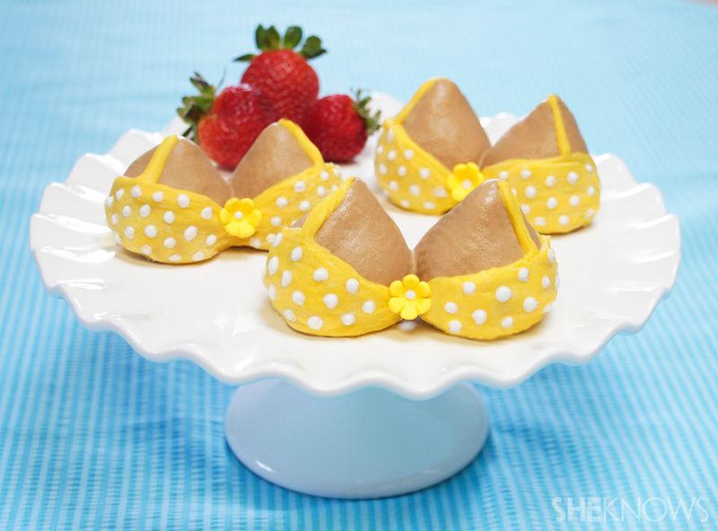 Busty Bikini Desserts