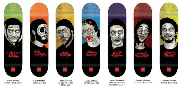 Gritty Undead Cruisers