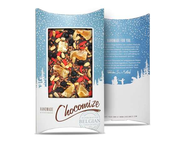 Pillow Chocolate Packaging
