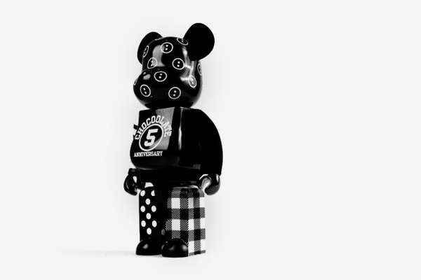 CHOCOOLATE 5th Anniversary Bearbrick