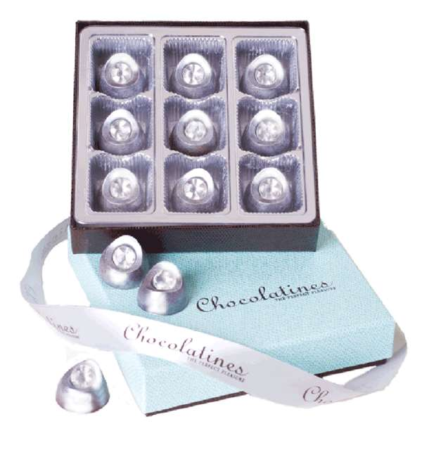 Chocolate Diamonds