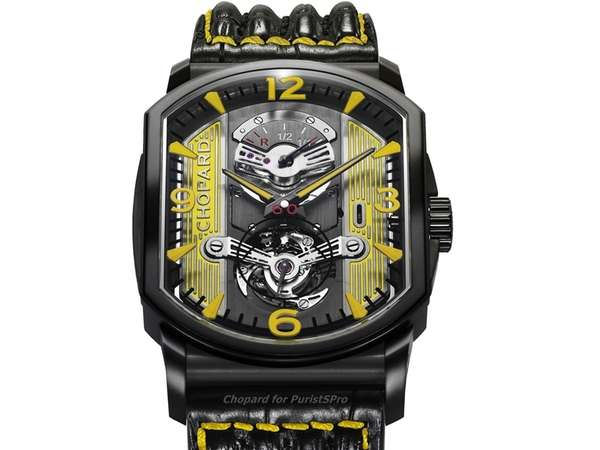 Choppard LUC Engine One Tourbillon