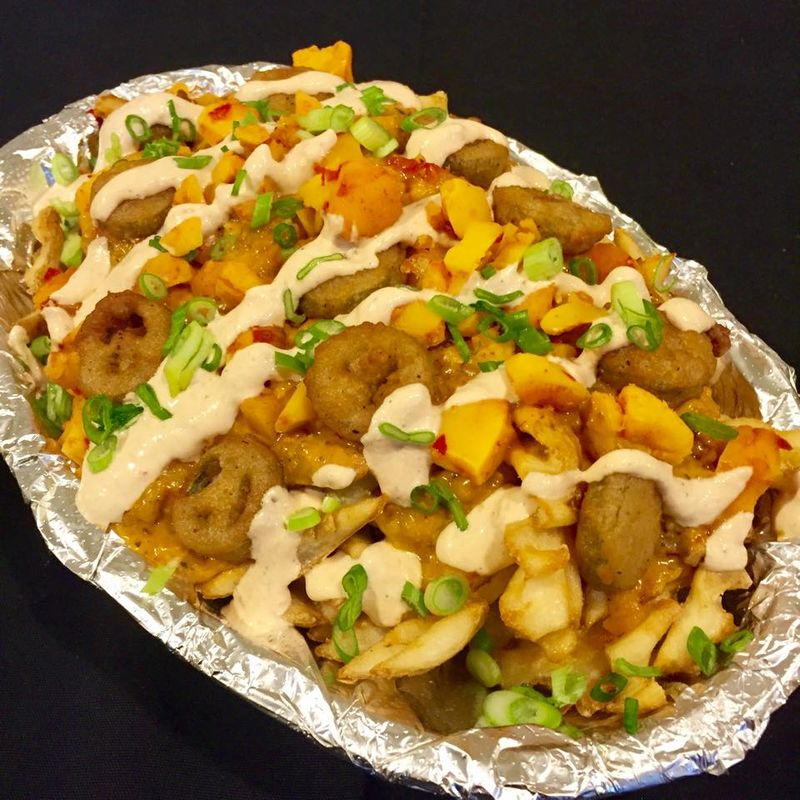 Mexican-Infused Poutines