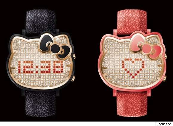 Chouette Kitty Collection Watches