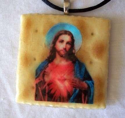 Jesus Biscuit Jewelry