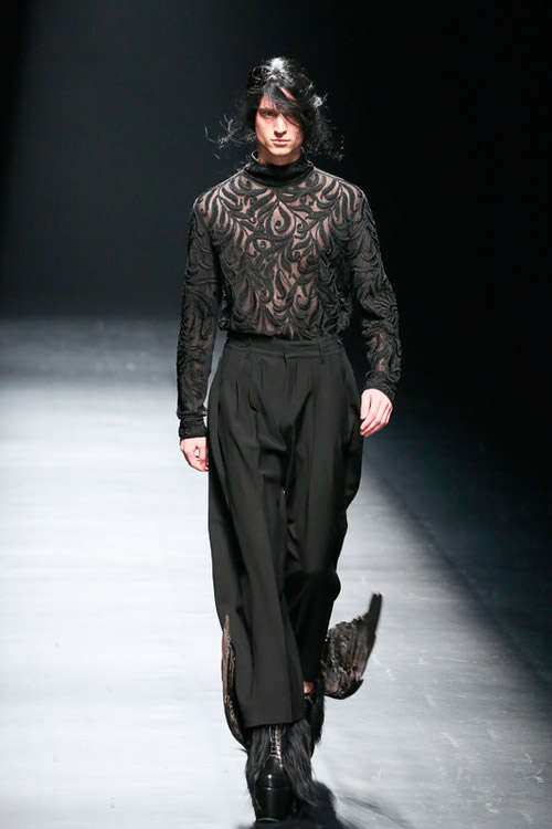 Darkly Angelic Menswear