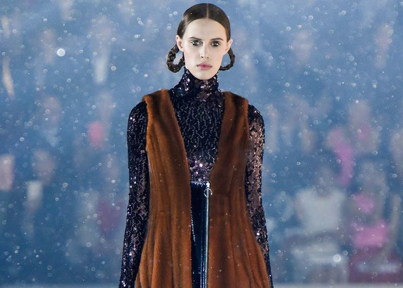 Futuristic Autumnal Collections