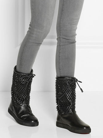 Spiked Winter Soles