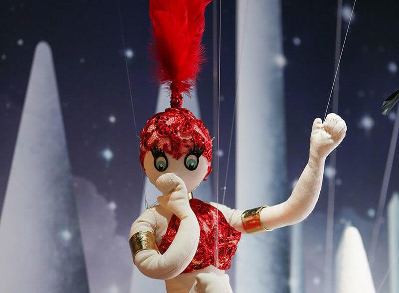 Dancing Doll Displays