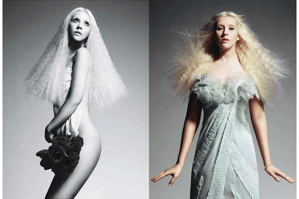 Ethereal Celeb Editorials