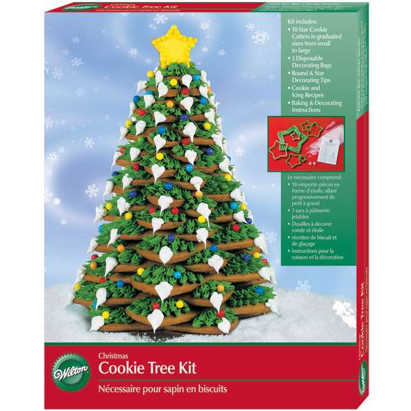 Christmas Cookie Tree Kit