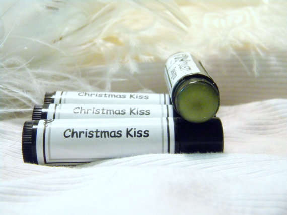 Holiday Kiss Chapsticks