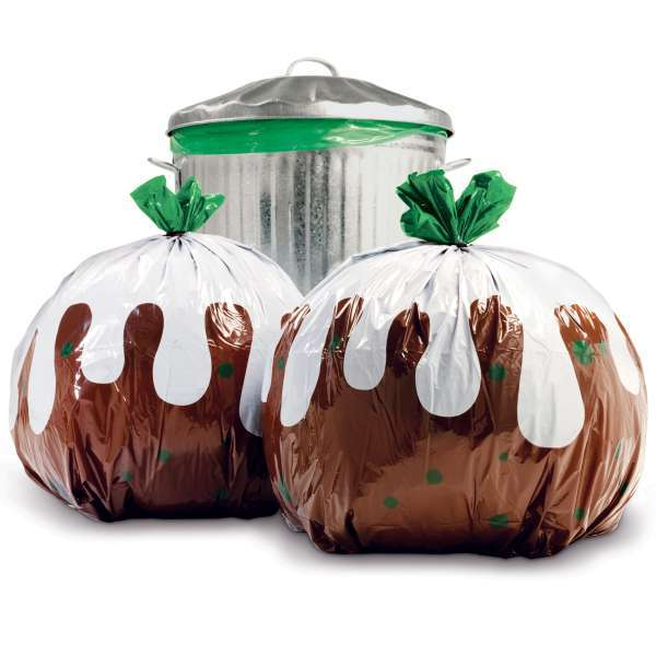 Cute Confection Garbage Bags