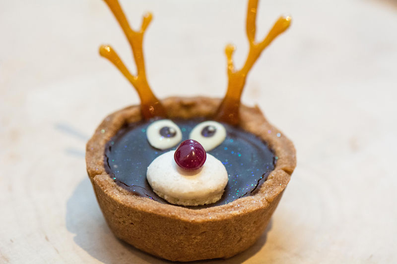 Luxurious Reindeer Tarts