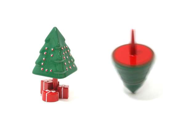 Christmas Tree Dreidel