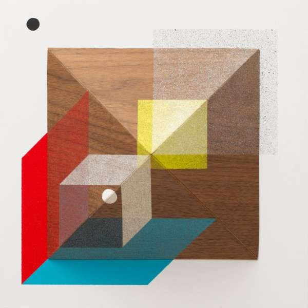Textured Geometric Artworks