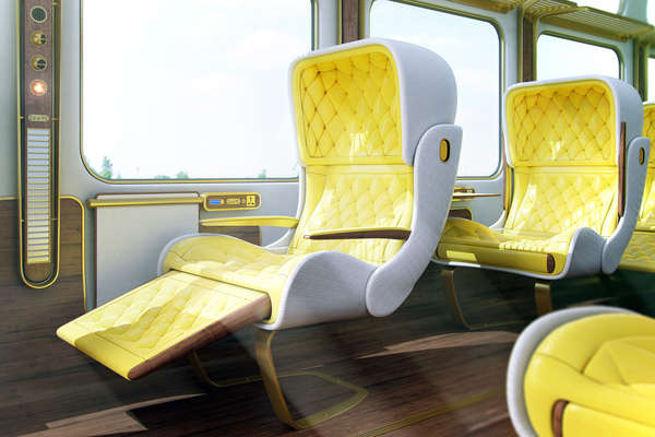Splendid Convertible Coach Seating