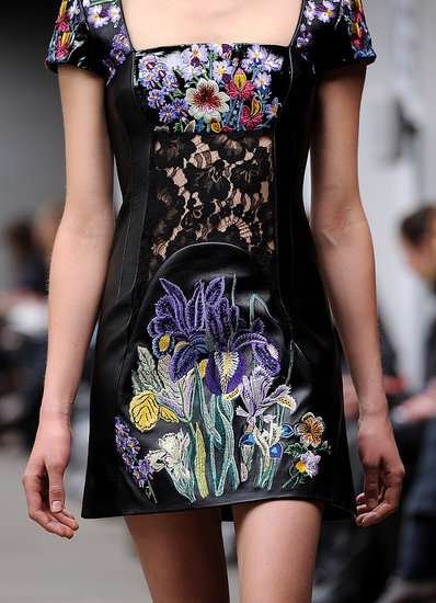 christopher kane 2010 london fashion week