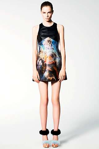Astronomical Frocks