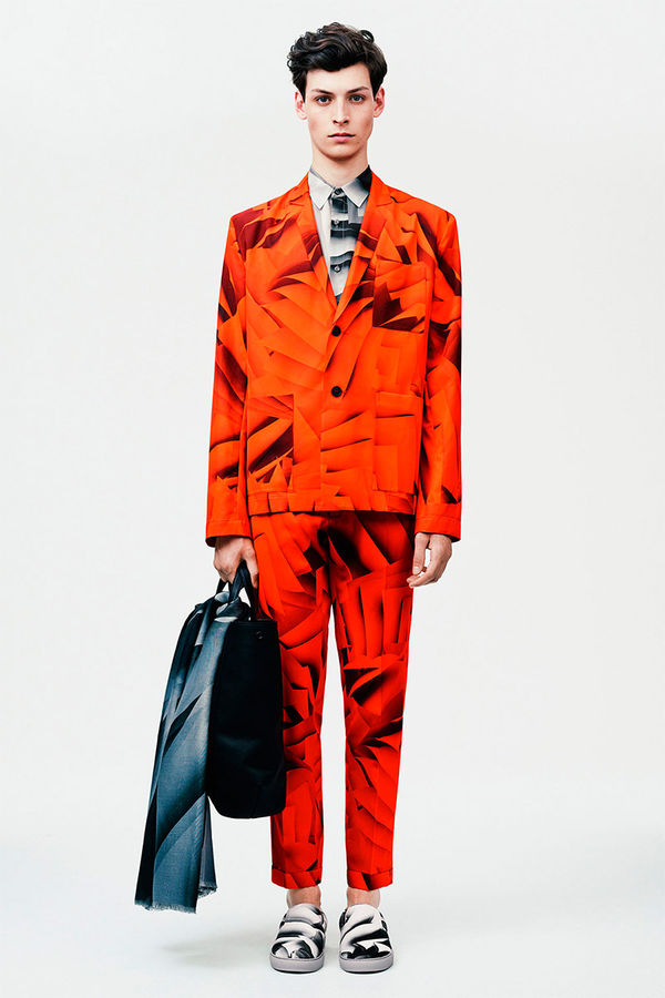 Printed Modernism Menswear