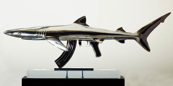 Metallic Shark Shotguns