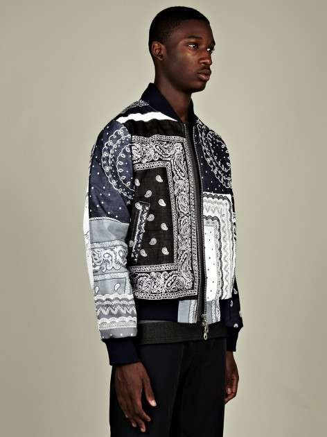 Patterned bomber jacket mens – Your jacket photo blog