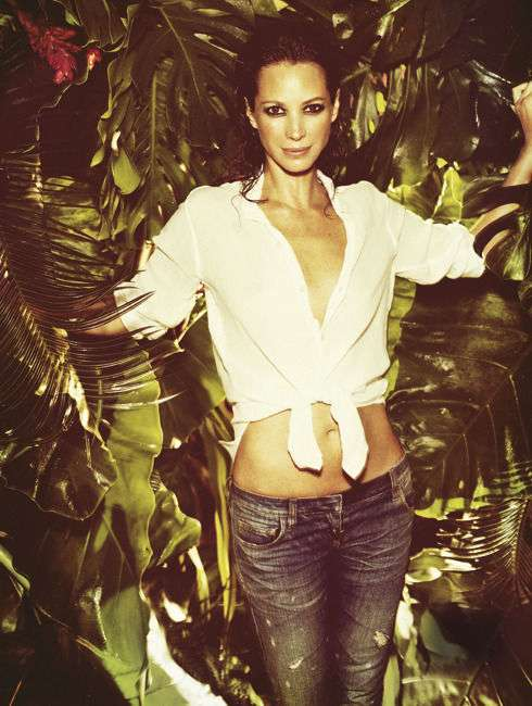 Christy Turlington Madame le Figaro