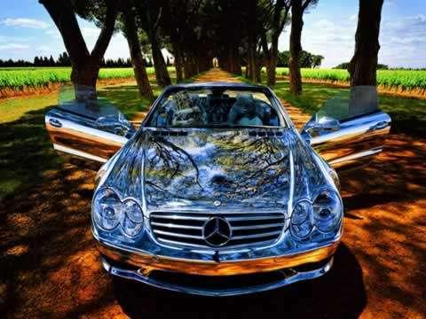 Chrome Cars