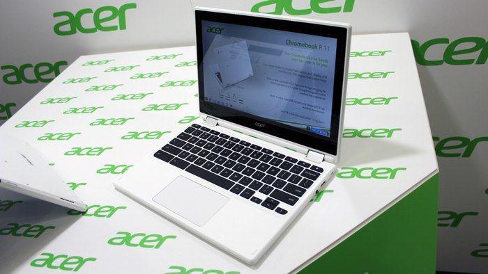 Hinged-Display Laptops