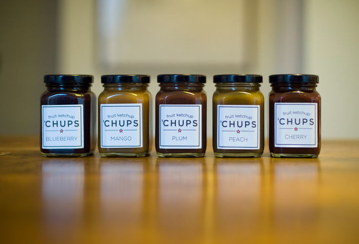 Fruity Ketchup Sauces
