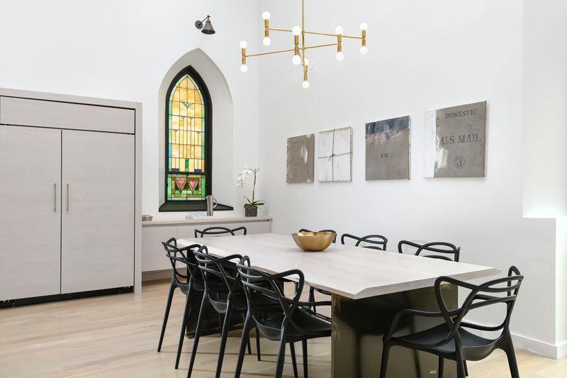 Familial Church Conversions