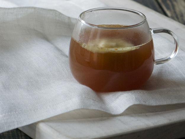 Salted Maple Rum Cocktails : cider recipe