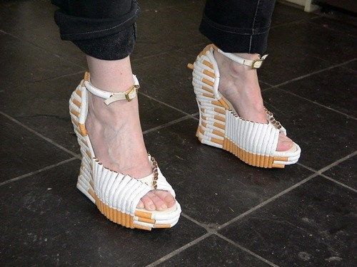 Cigarette Shoes