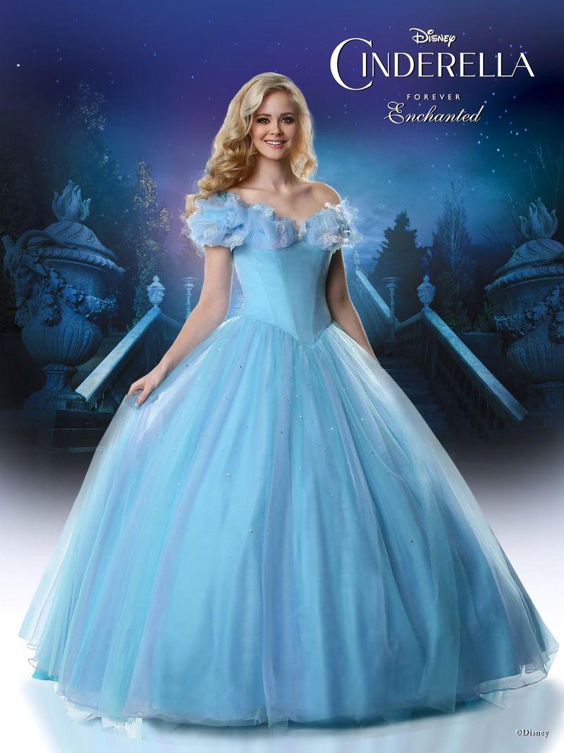 Princess Keepsake Gowns