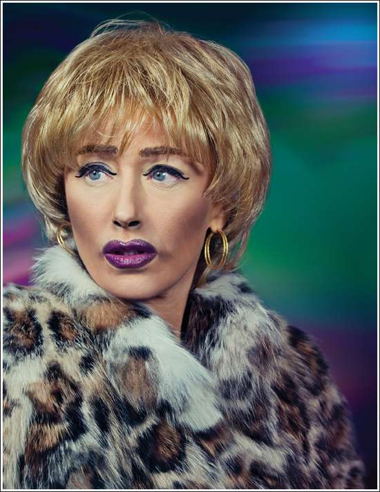 Cindy Sherman for MAC Collection