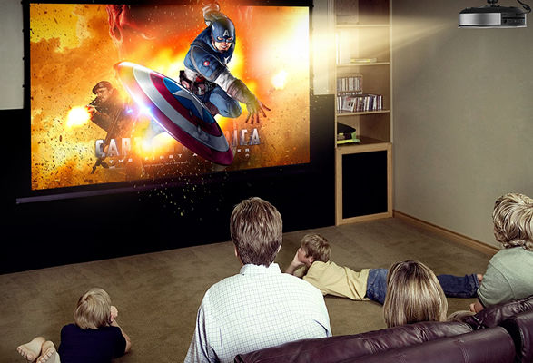3D Home Theaters