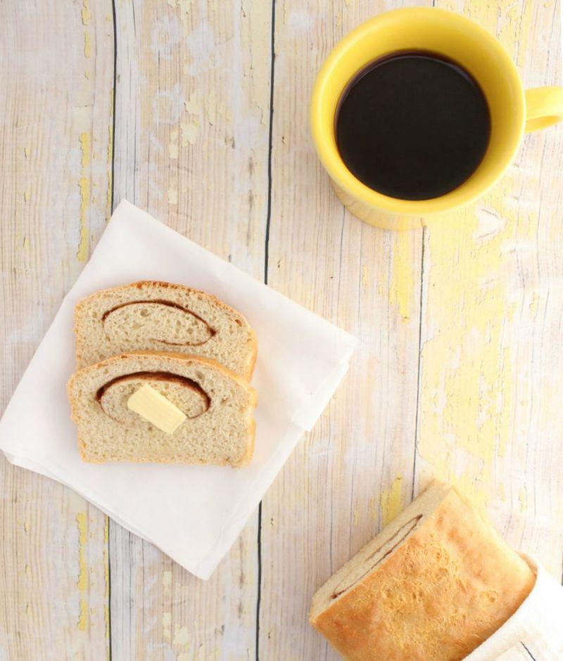 Swirled Cinnamon Breads