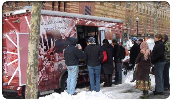 Fresh Vegan Food Trucks