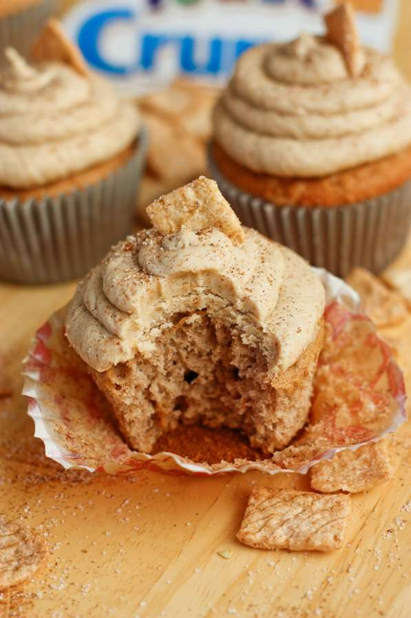 Breakfast Cereal Cakes