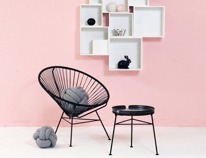 Woven Circular Chairs