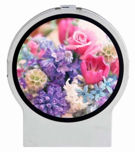 Circular LCD Panel