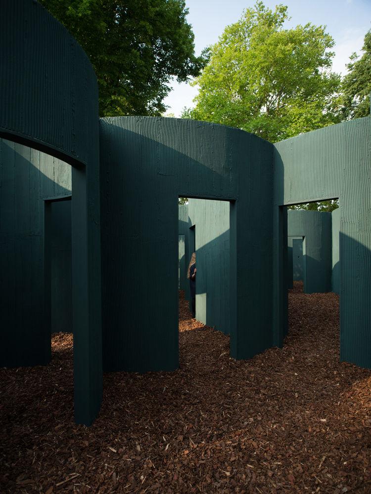 Circular Pavilion Designs
