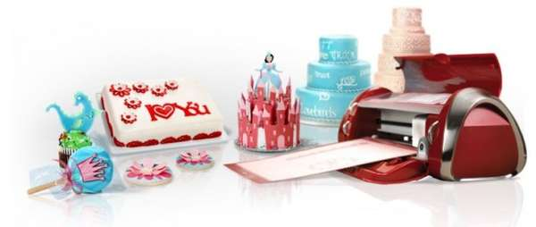Dessert Decoration Printers