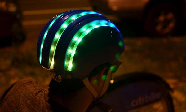 LED-Lit Head Protectors