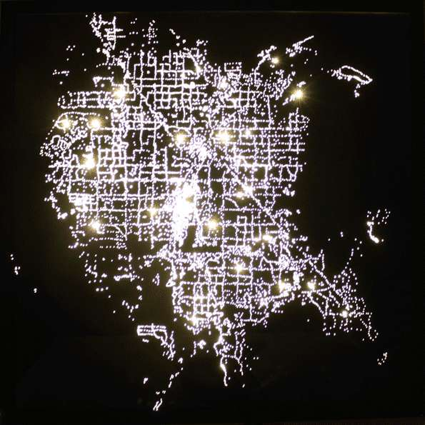 Cities in GIFs