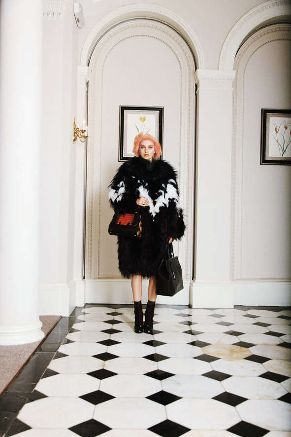 Eccentric Ladylike Editorials