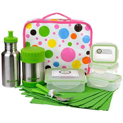 Fun Reusable Lunch Gear